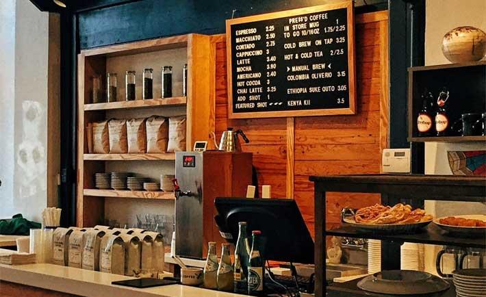 Successful restaurant or café business planning