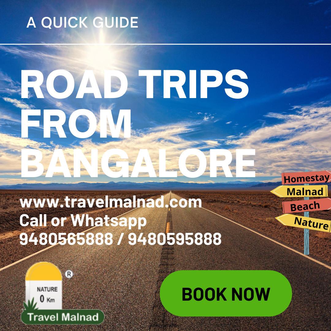 Vacation planner in Karnataka with Malnad and Coastal homestays