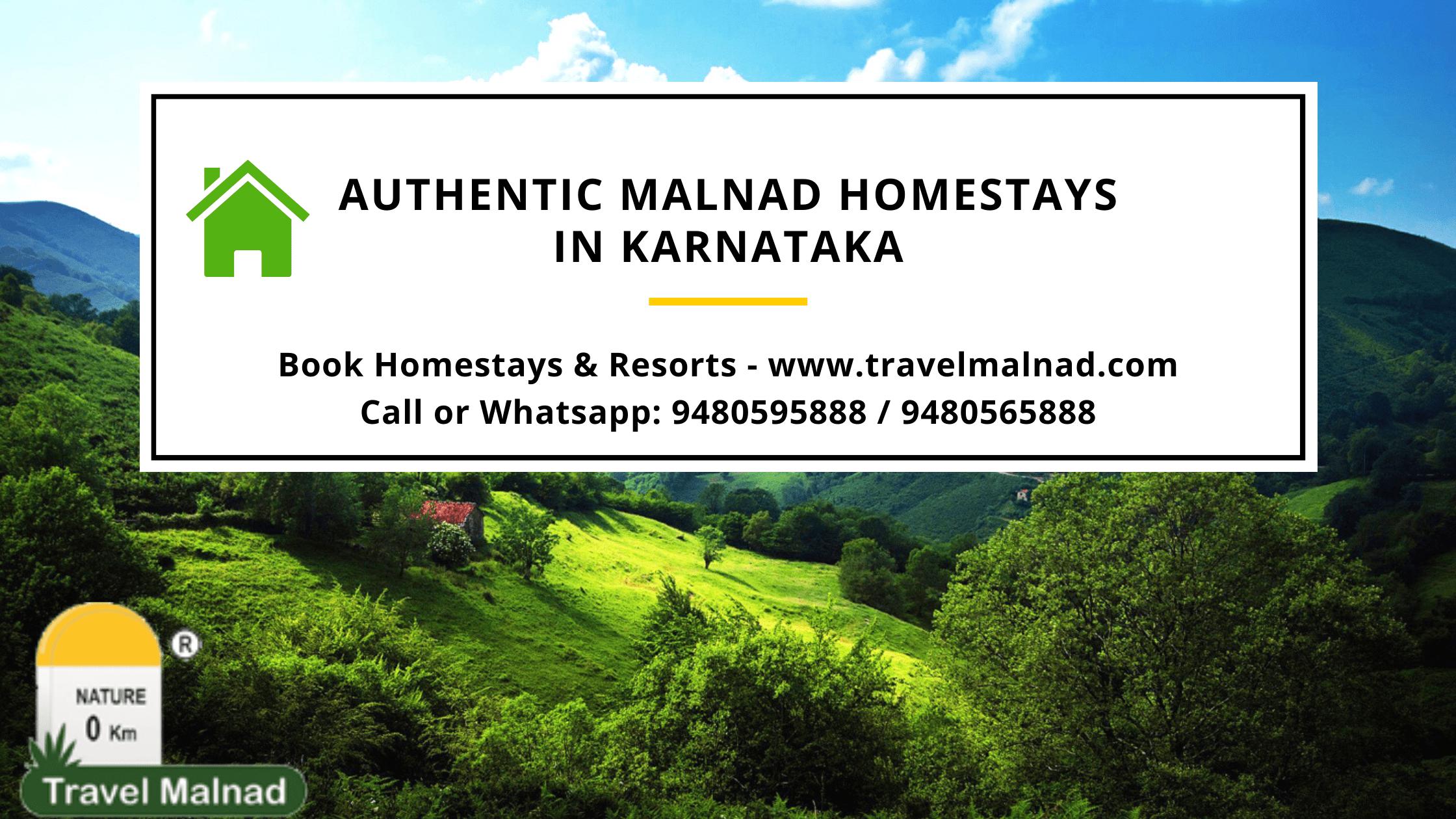Homestays in Karnataka for your future weekend trips