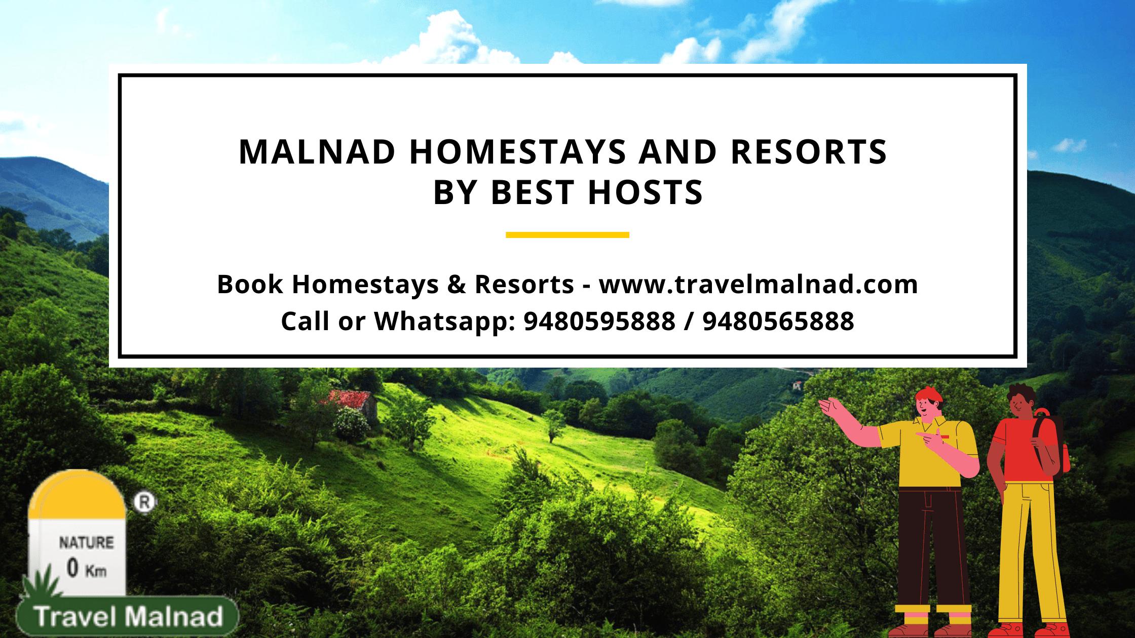 Karnataka homestays for your vacation planner