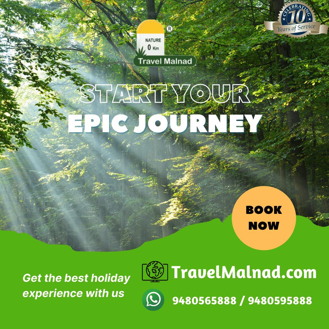 Malnad is a beautiful holiday destination in Karnataka