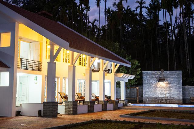 Pavana Ganga Homestay in Chikmagalur | Book Rooms at ...
